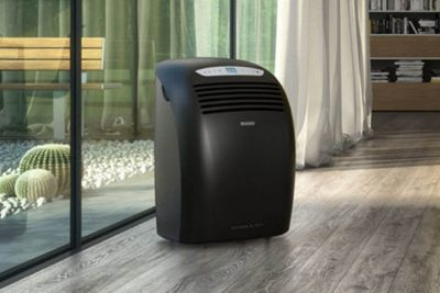 klimatyzator przenośny w domu