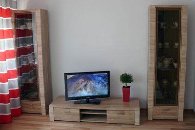 telewizor w mieszkaniu
